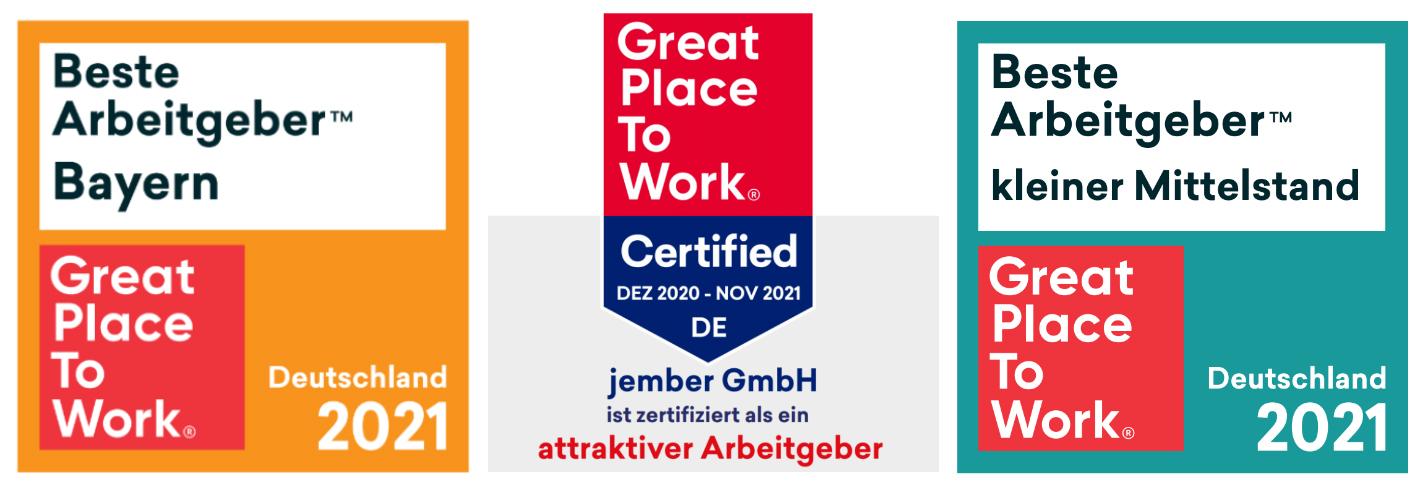 GreatPlaceToWork 2020